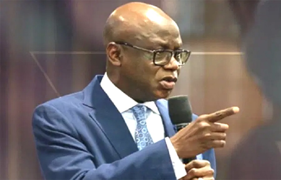Pastor Tunde Bakare's Nigeria-for-Nigeria Movement Is Not Of God